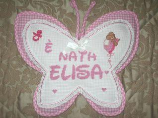 Fiocco è nata Elisa