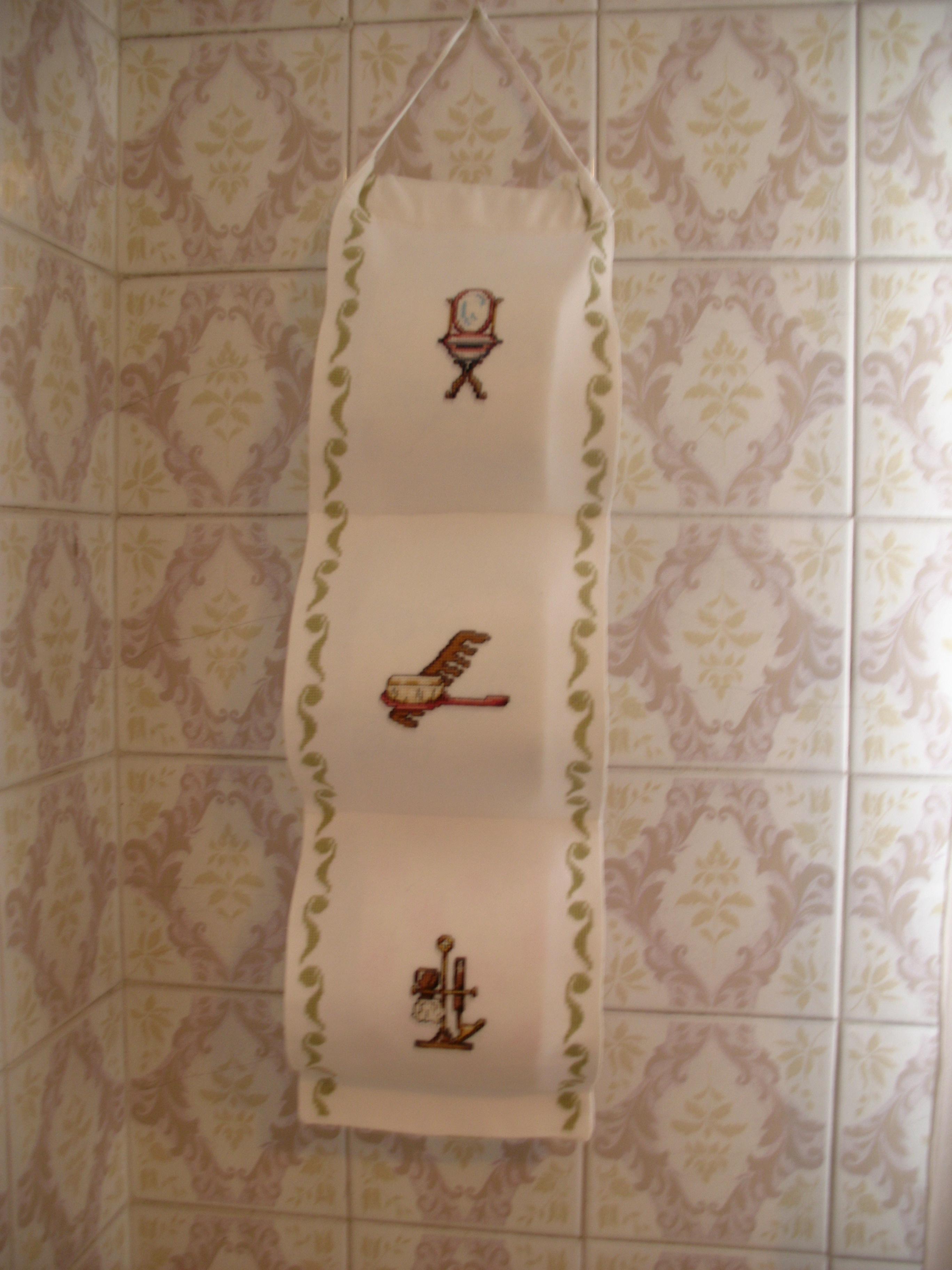 porta rotoli carta per bagno dallalbum di barbara69