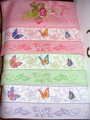 Asciugapiatti Farfalle