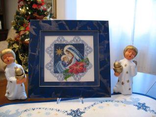 Madonnina con bambino