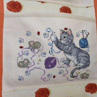 Pannello gattini tasca 2