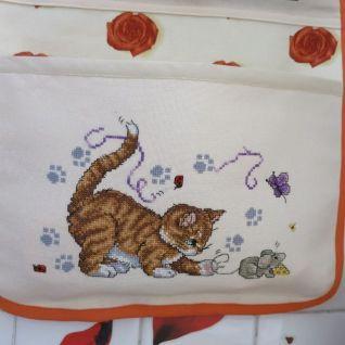 Pannello gattini tasca 3