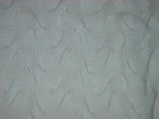 Dettaglio maglia bianca