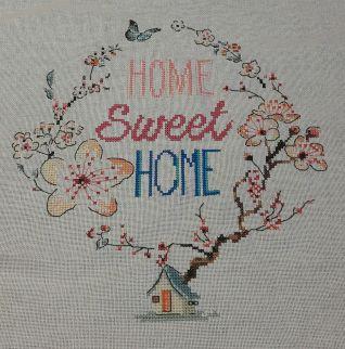 Fuoriporta Home Sweet Home