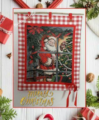 Fuoriporta Santa Claus