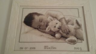 Nascita Matteo 2009