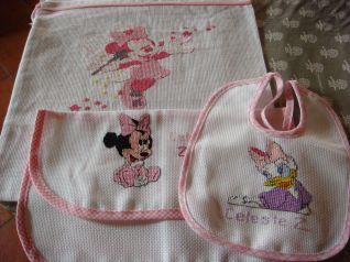 Set Asilo bambina - Disney