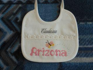 Bavaglino Arizona e farfalla_1