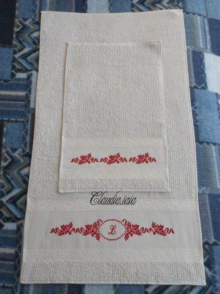 Set asciugamani Lisa_1