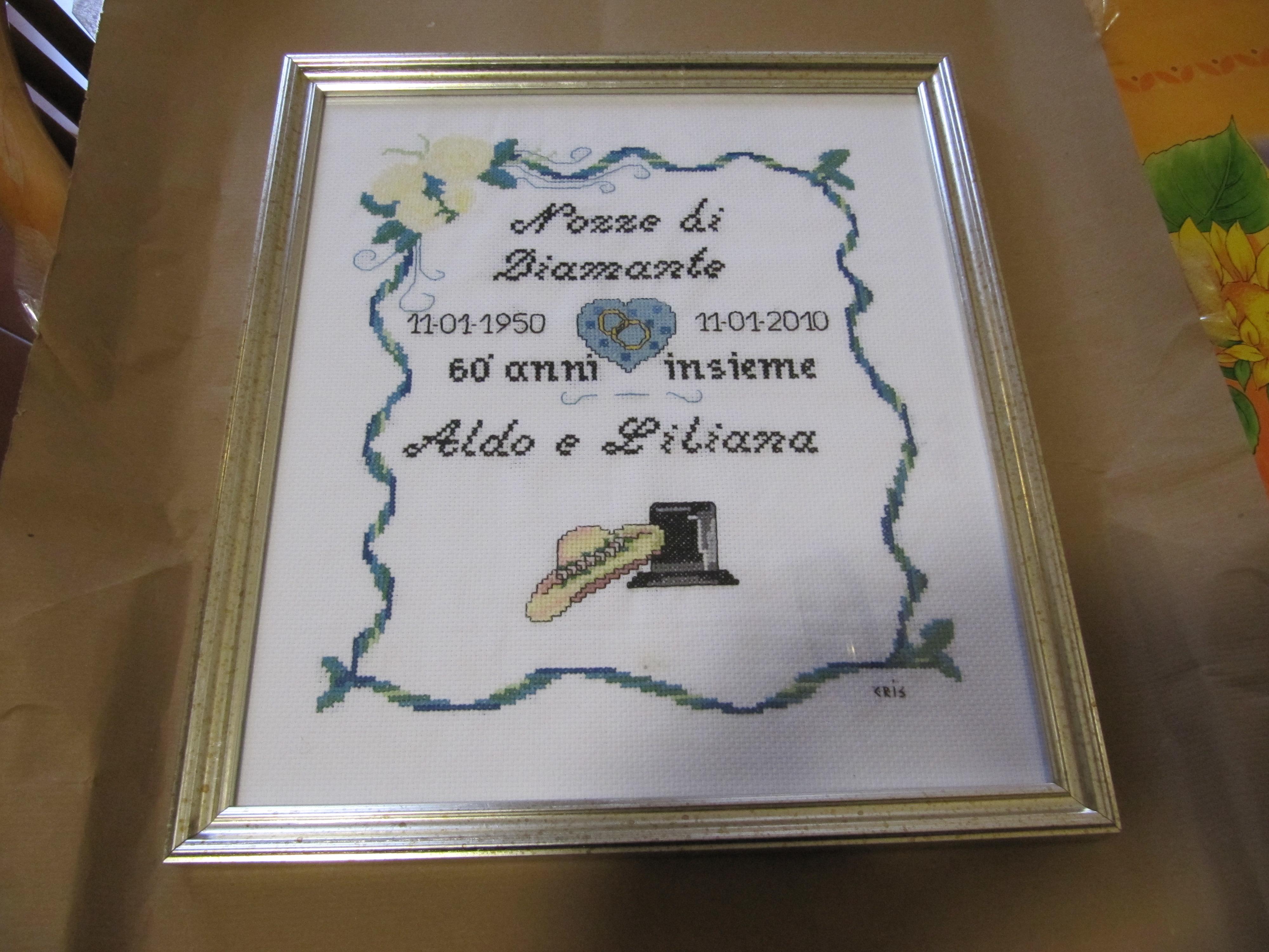 Decorazioni matrimonio anni 20 migliore collezione for Decorazioni 50 anni di matrimonio