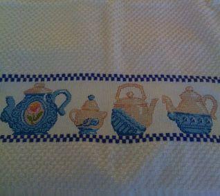 asciugamani teiere