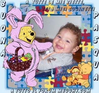 Buona Pasqua Daniel