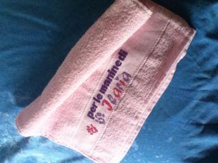 Ilaria asciugamano