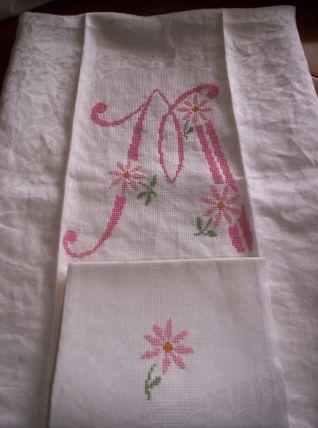 asciugamani lino fiandra