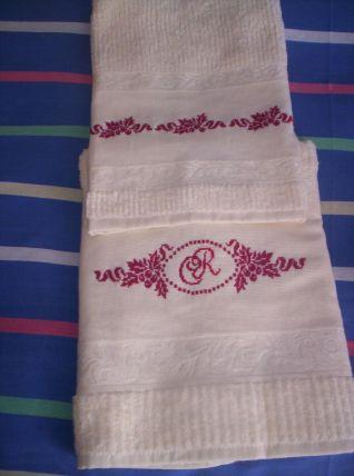 asciugamani natalizio