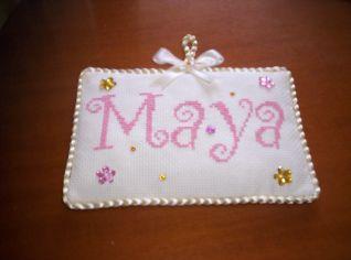 cuscinetto maya davanti