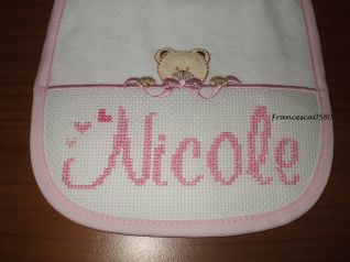 bavaglino Nicole - particolare