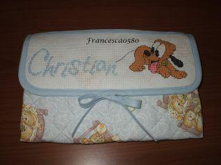 Fasciatoio portatile per Christian (+Pluto)