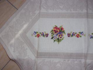 Striscia tavolo Violette