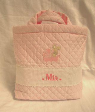 Beauty case personalizzato per MIA