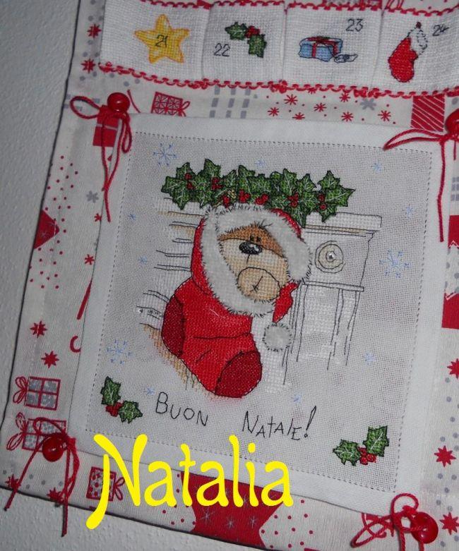 Calendario Dellavvento Punto Croce.Gli Album Della Categoria Punto Croce Di Natalia Pagina 2