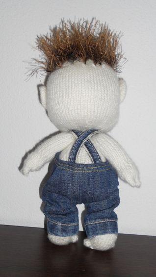 abbigliamento x il bambolotto - salopette 2