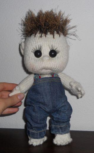 abbigliamento x il bambolotto - salopette