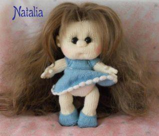 Angelica - bambola ai ferri