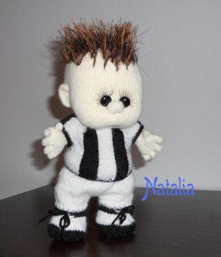 baby calciatore Juve