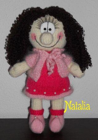 Bambola sorridente