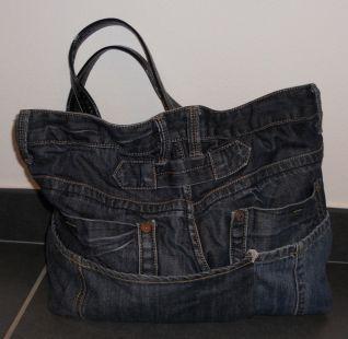 borsa in jeans II