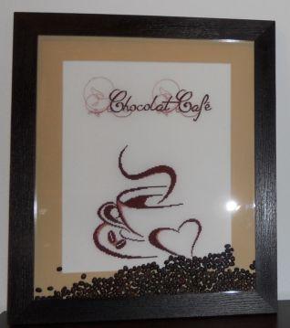 Chocolat café - logo bar