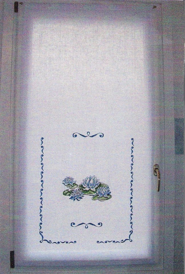 Casa moderna roma italy tendine per il bagno - Tende per il bagno immagini ...