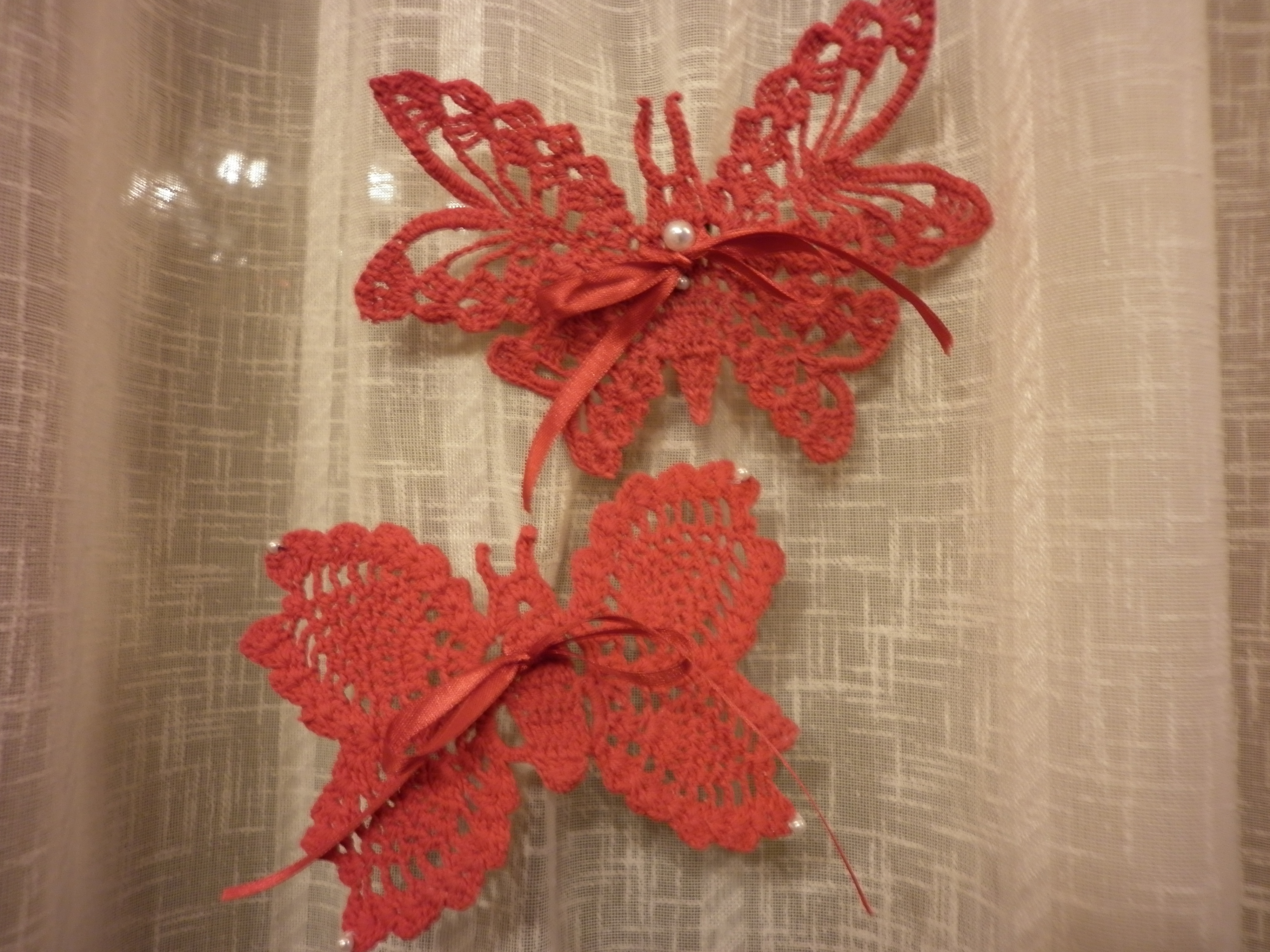 Farfalla All Uncinetto ^ Butterfly Crochet Music Videos Pictures