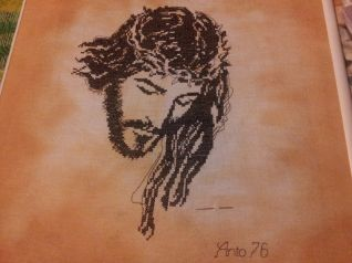 quadro Gesù