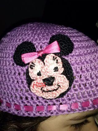 cappello minnie mouse