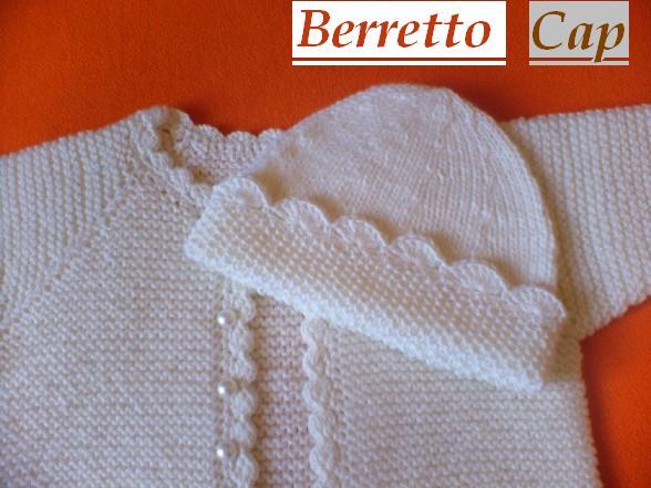 Album Di Pilland Lavori Ai Ferri Berretto Bimba Pictures
