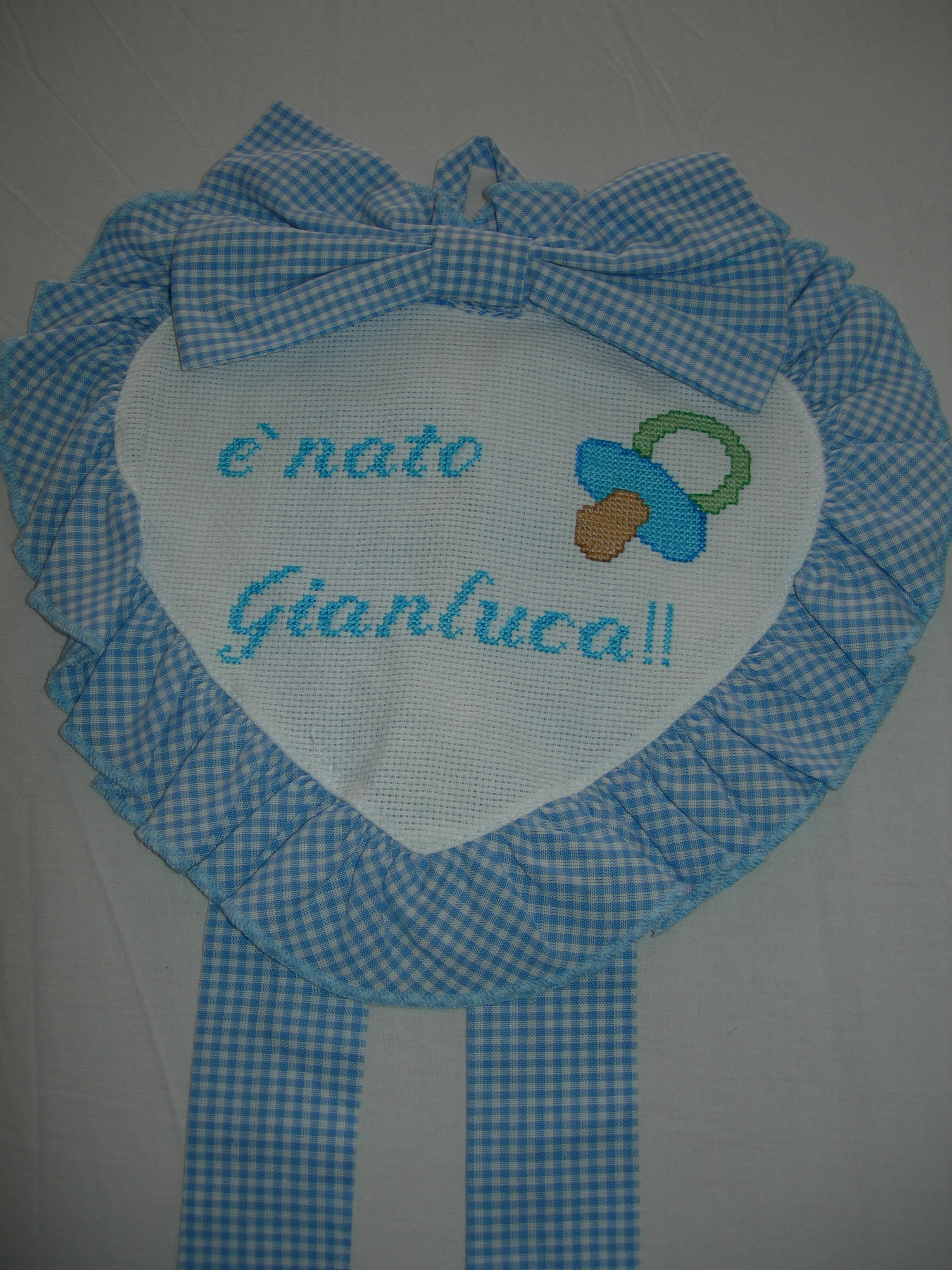 Fiocco Nascita Dallalbum Di Pulcino80