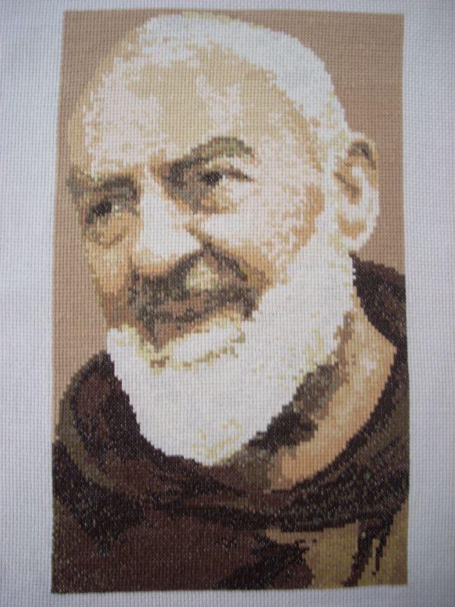 Album di Roby77 Punto Croce Padre Pio