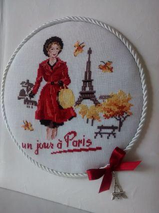 Un jour a Paris - Particolare Album Fotografico