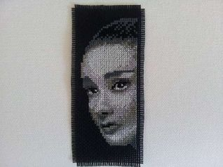 Segnalibro Audrey Hepburn