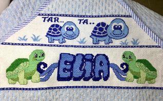 Elia e le tartarughe