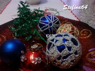 Palline Di Natale Alluncinetto Dallalbum Di Stefina64