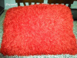 Cuscino con lana di boa 3