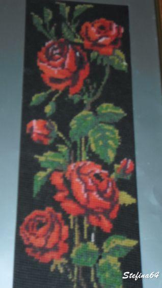 quadro con le rose