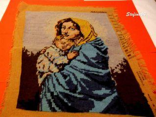 Quadro Madonna con il bambino
