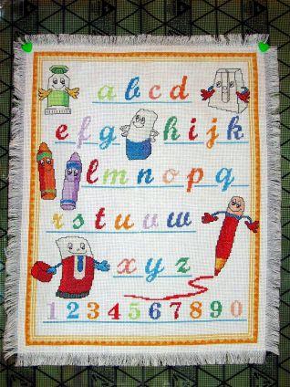 Alfabeto allegro