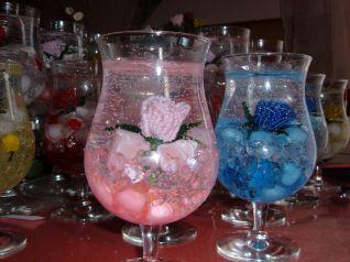 candele gel