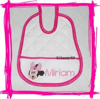 Bavaglino con Minnie x Miriam