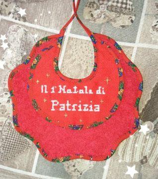 Bavaglino - il 1° Natale di Patrizia